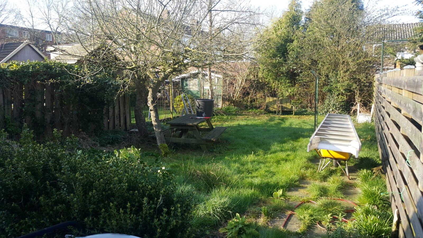Tuin onderhoud K Joostens